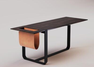 Projekt stolika kawowego EL